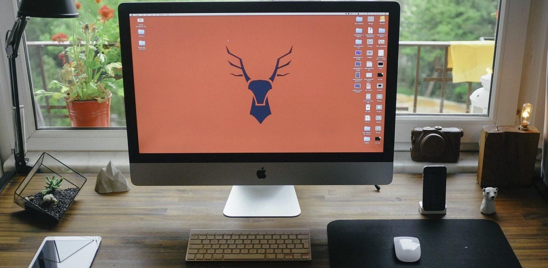 デスクトップのアイコンサイズをさらに小さくしたい!大きさ調整し最適化方法!